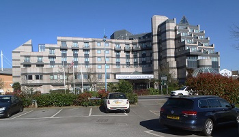 Grand Harbour Hotel, Southampton