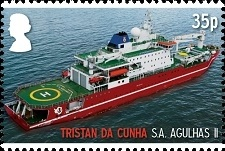 Maiden Voyage of SA Agulhas II: 35p - Agulhas II