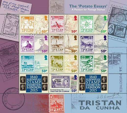 The 'Potato Essays' petition for postage stamps