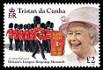 Britain's Longest Reigning Monarch, £2.00 - Trooping of the Colour