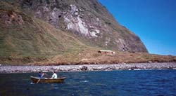Tristan da Cunha Outer Islands: Inaccessible Island