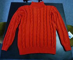 Tristan da Cunha Handicrafts: Bespoke Woollen Handicrafts