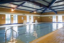 Southampton Holiday Inn Swimming Pool