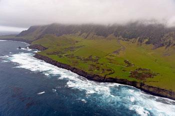Tristan da Cunha - cover