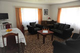 William Glass Guest House - lounge 1