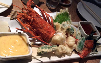 Tristan Lobster is now available in London Restaurants