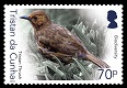 Biodiversity Part I, 70p stamp