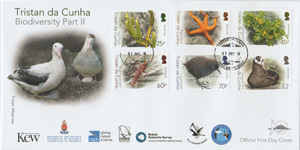 Biodiversity Part II: First day cover
