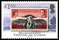 1967 Stamp commemorating the centenary of Prince Alfred's visit to Tristan.