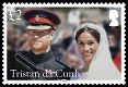 Royal Wedding of Prince Harry & Meghan Markle, £2.00