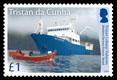 Tristan Lobster Fisheries, £1.00, New fishing vessel Geo Searcher whose maiden voyage was in April 2017