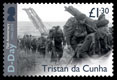 75th anniversary of D-Day, £1.30, Commandos of 1st Special Service Brigade