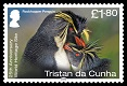 25th Anniversary of UNESCO World Heritage Site, £1.80, Rockhopper Penguin