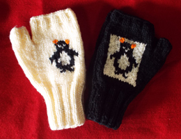 HK08 - Fingerless Gloves