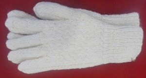 Island Wool Gloves