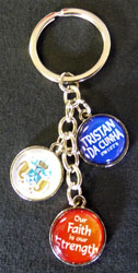 KR05 - Charm Key Ring
